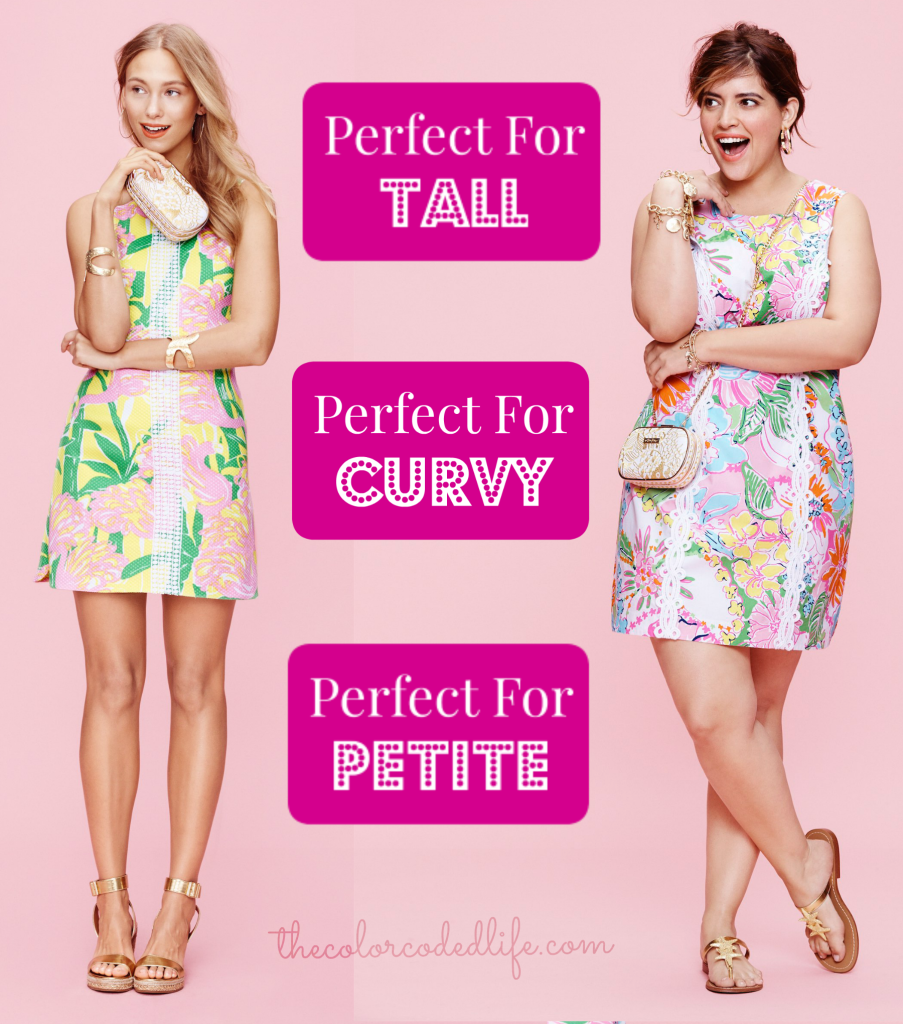 shift dresses - perfect for